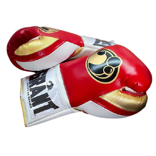 Red Grant Boxing gloves