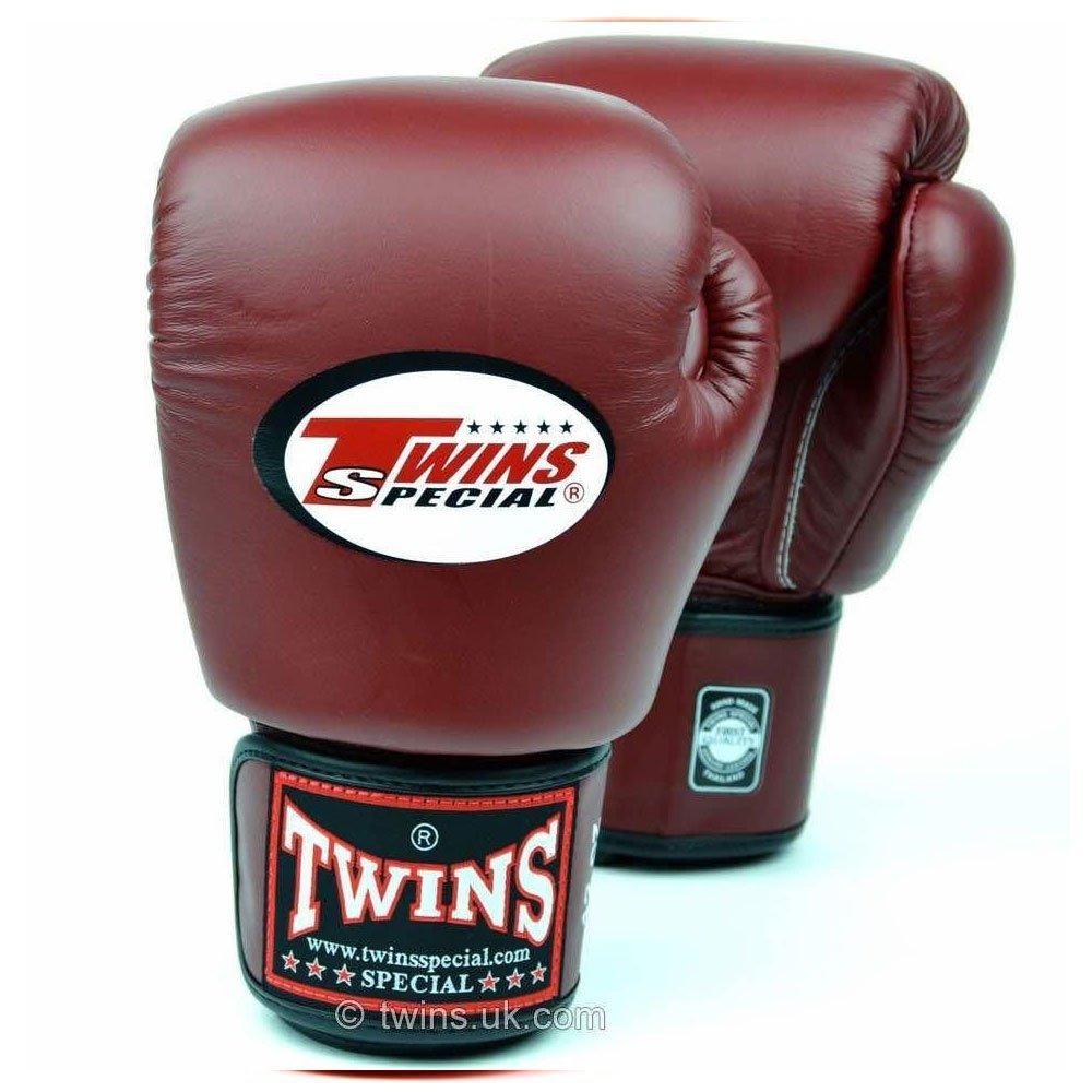Twins Boxing Gloves burgundy 12oz