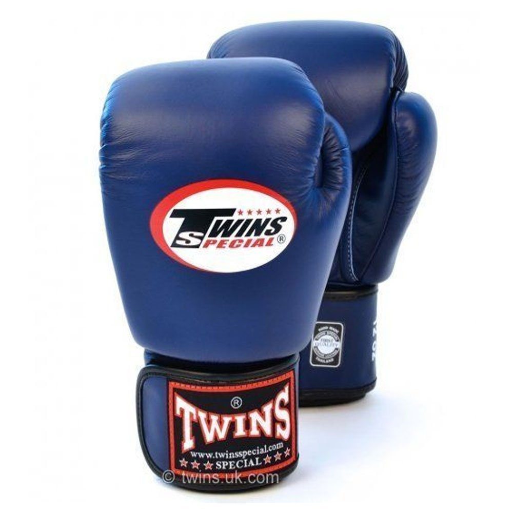 Twins Boxing Gloves navy-blue 12oz