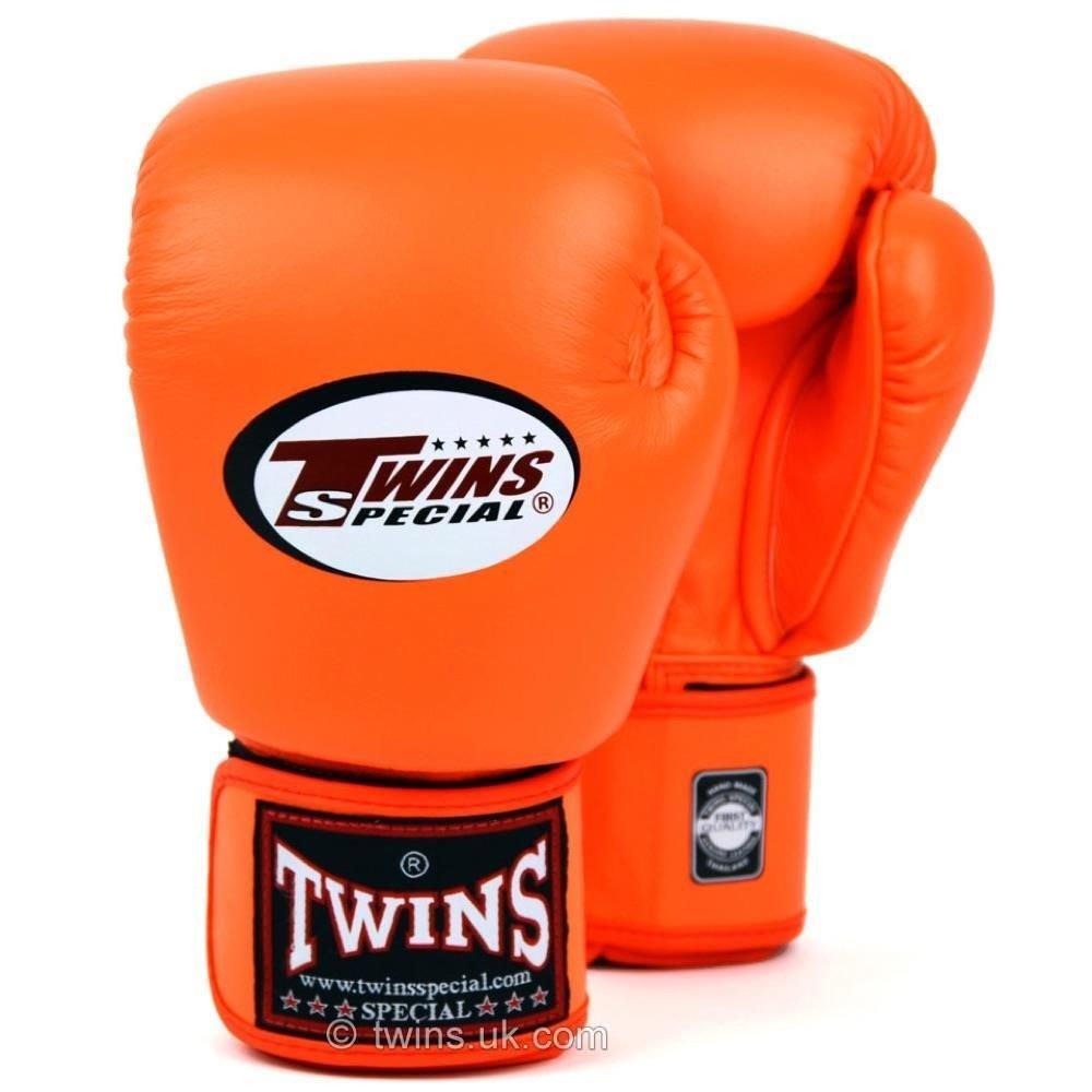 Twins Boxing Gloves orange 12oz