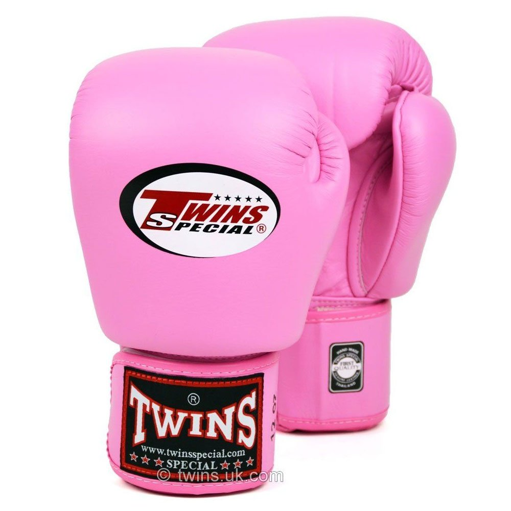 Twins Boxing Gloves pink 12oz