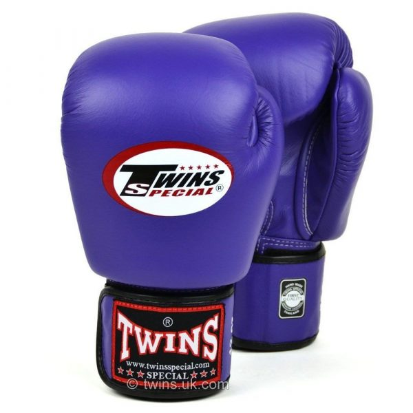 Twins Boxing Gloves - Purple