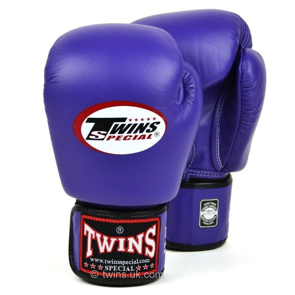 Twins Boxing Gloves purple 12oz
