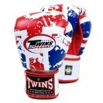 Twins Boxing Gloves - UK Edition