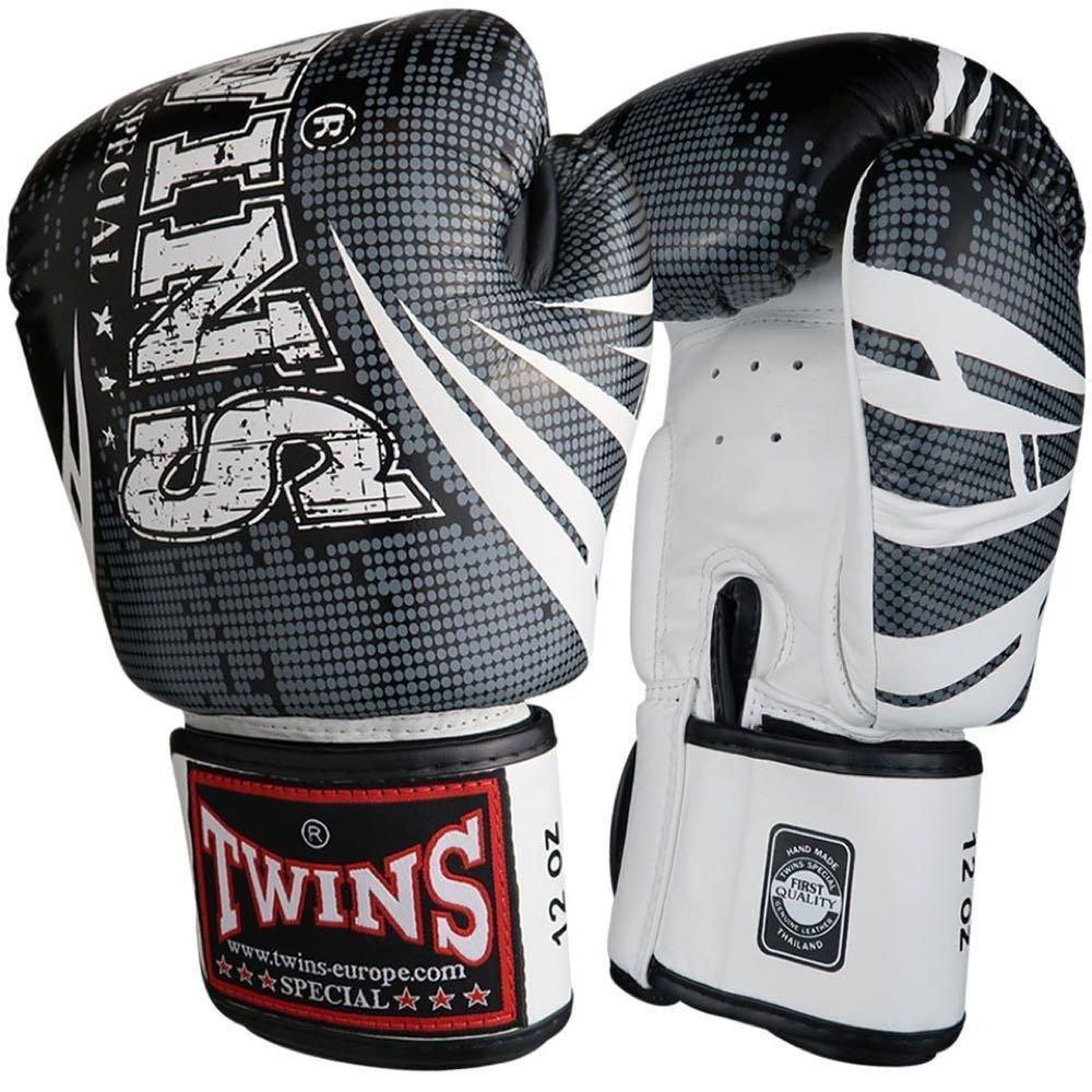 Twins Signature Boxing Gloves black 12oz