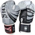 Twins Signature Boxing Gloves Blakc Grey