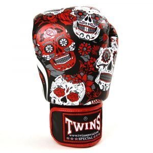 Twins Skull Boxing Gloves