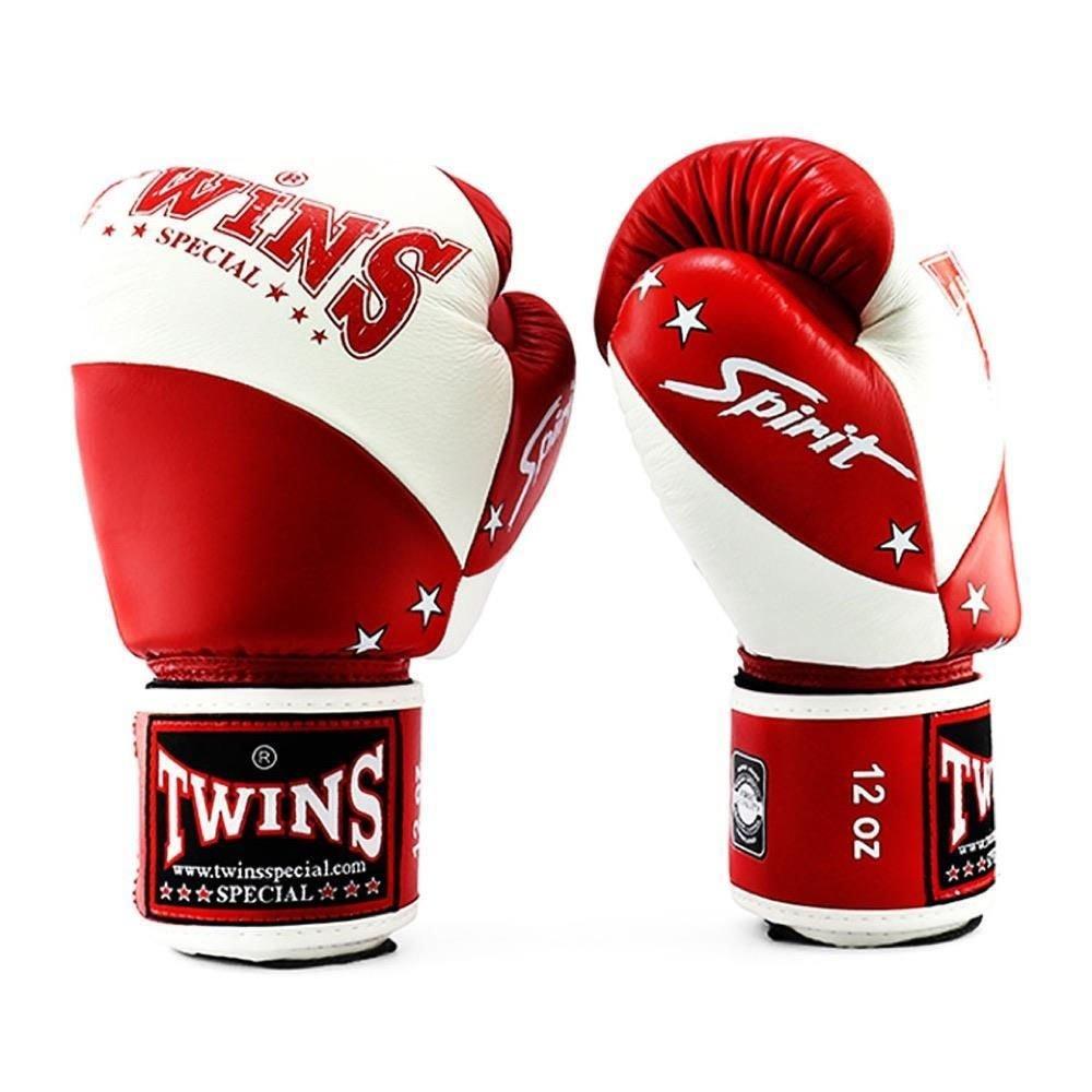 Twins Spirit Boxing Gloves red 12oz