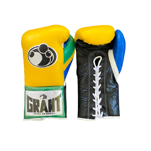 Yellow Grant Boxing gloves