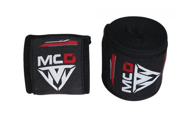 MCD boxing hand wraps black