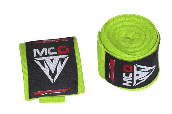 MCD boxing hand wraps green