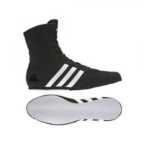 Adidas Box Hog 2 Black Mens Boxing Boot UK Size 6-14 Senior