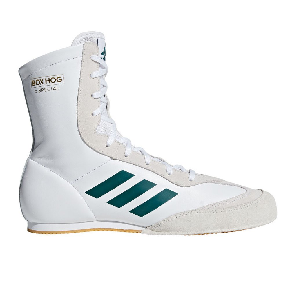 Adidas Boxing Box Hog Special X White-Green Shoes Boots – BC0354