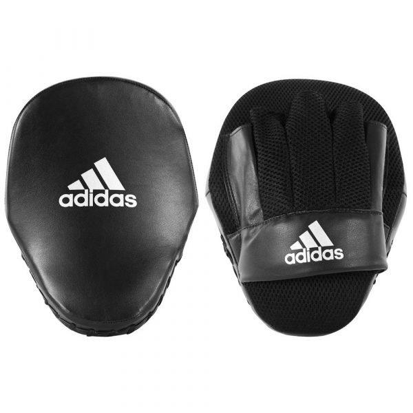 Adidas Speed Mesh Focus Mitts Black