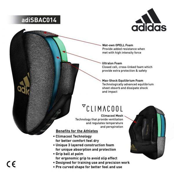 Adidas Speed Mesh Focus Mitts adiSBAC014