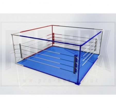 Pro Box Club Quick Assembly Boxing Ring