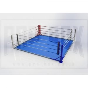 Pro Box Floor Fixed Boxing Ring - Please Contact Us For Shipping