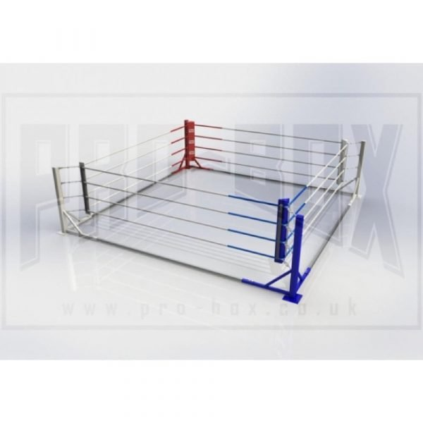 Pro Box Floor Fixed Boxing Ring UK