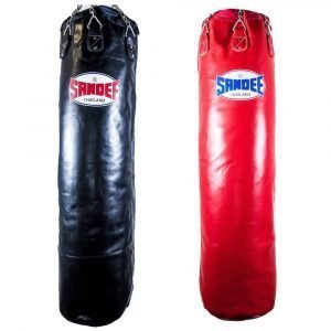 Sandee Full Leather Punch Bag