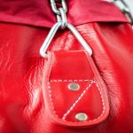 Sandee Full Leather Punch Bag UK