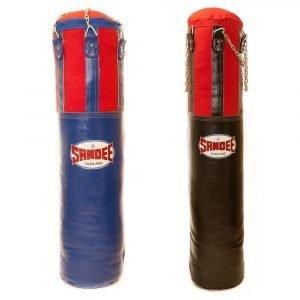 Sandee Half Leather Punch Bag