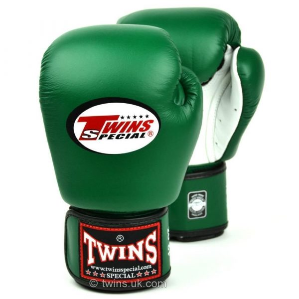 Twins Air Flow Boxing Gloves - Green