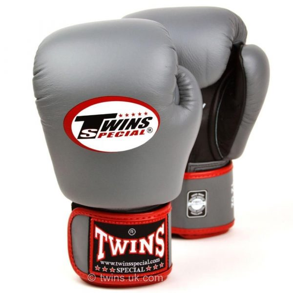 Twins Air Flow Boxing Gloves - Grey