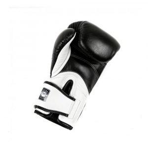 Twins Black/White Sparring Gloves UK
