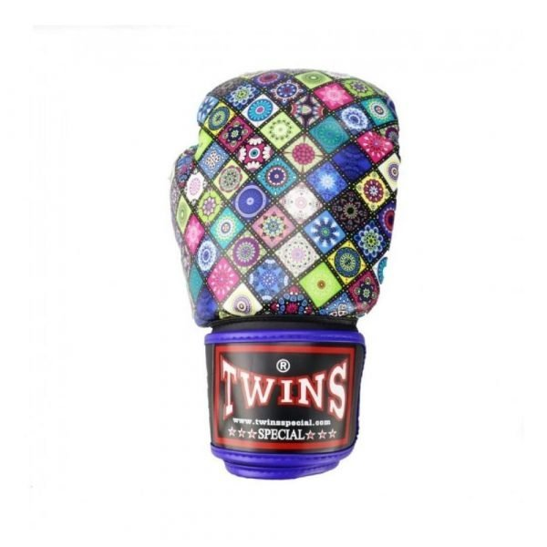 Twins Mosaic Boxing Gloves Online