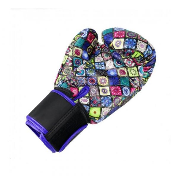Twins Mosaic Boxing Gloves Quality