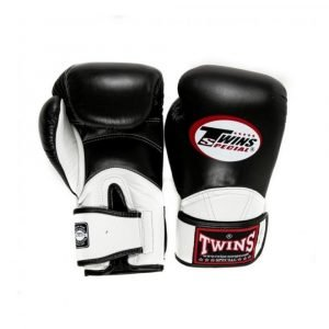 Twins Sparring Gloves - Black/White