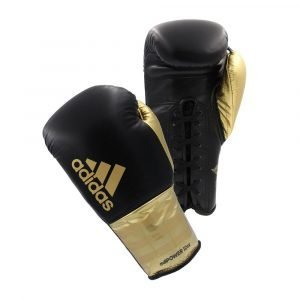 Adidas AdiPower Boxing Gloves - Lace