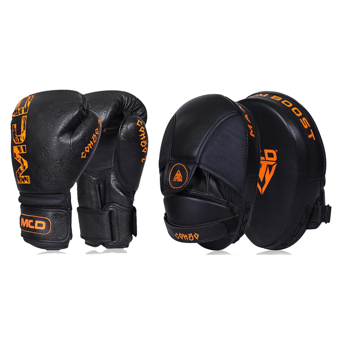 "Femmina | ""MCD Combo Boxing Gloves and Pads  10oz"""