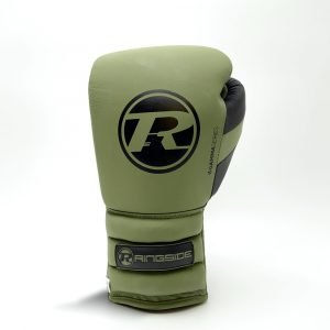 Ringside Gamma Series Boxing Glove - Lace Green