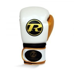 Ringside Pro Fitness Boxing Gloves White