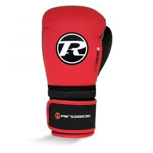 Ringside Workout Series Boxing Gloves Red