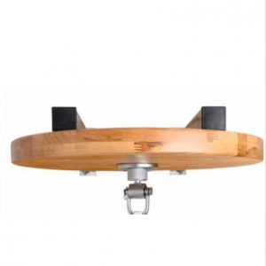 Solid Oak Speed Ball Platform