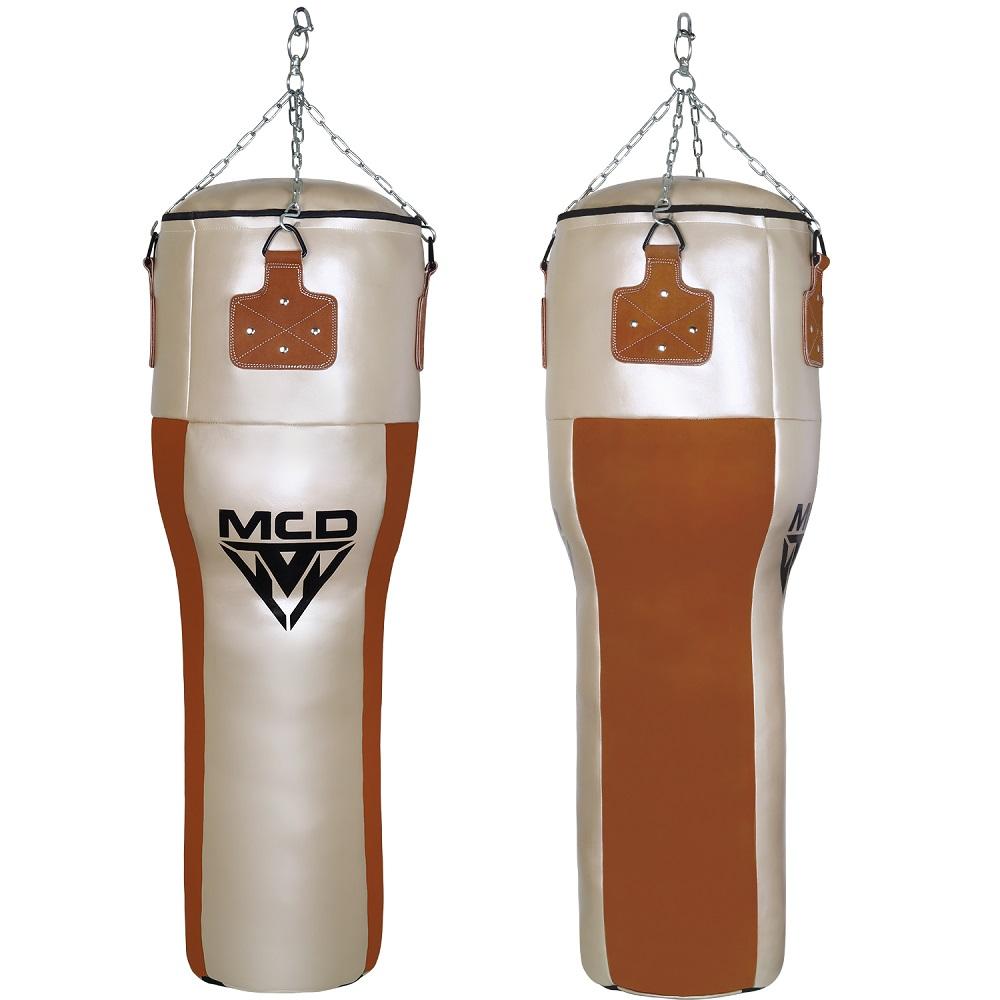 Image of MCD Angle Punch Bag Gold Brown 4ft