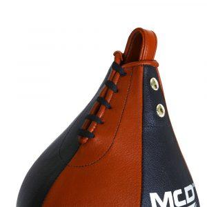 MCD Boxing Speed Ball Brown Black