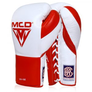 MCD GB Force Boxing Gloves BBBOFC Approved