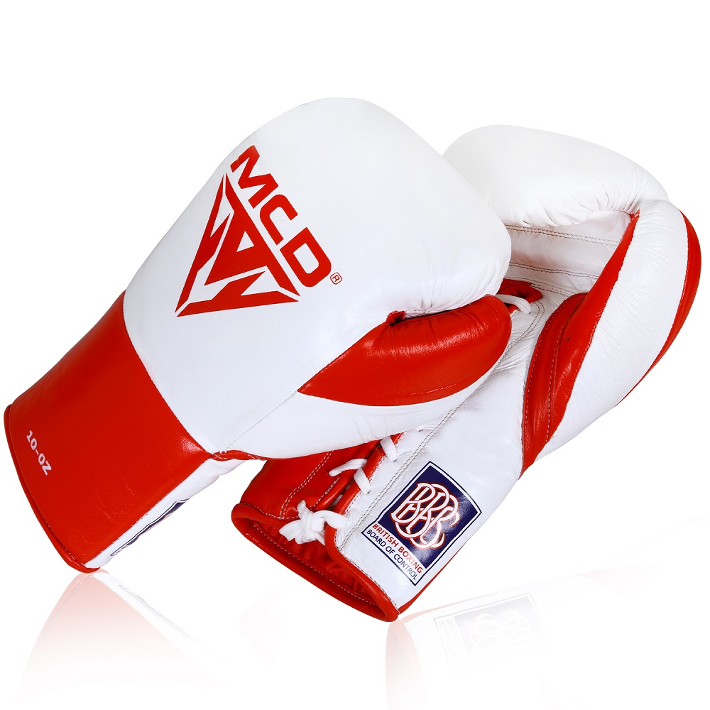 """Femmina   """"MCD GB Force Boxing Gloves BBBOFC Approved 8oz"""""""