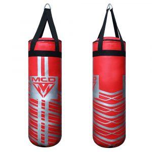 MCD Kids Punch Bag Red