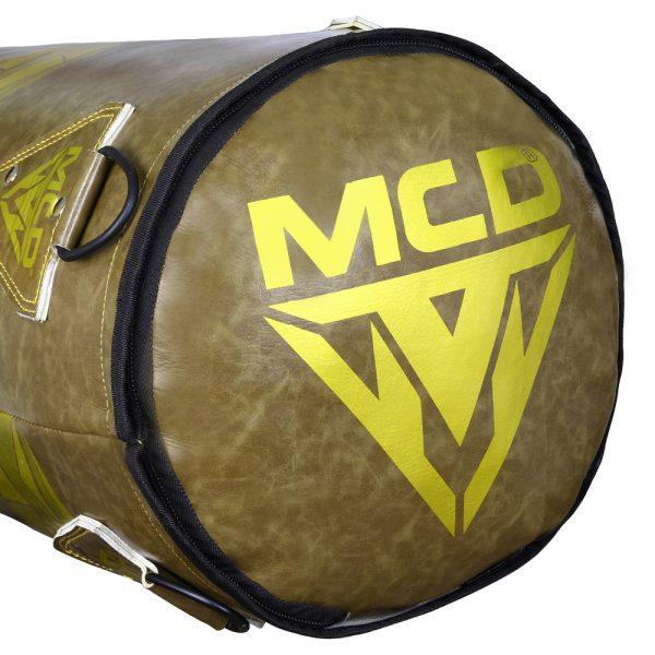 MCD Kromo Punch Bag - Zip Enclosure