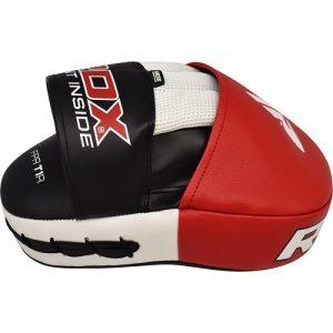 RDX Focus Pads Rex Curve T1 Red/Black