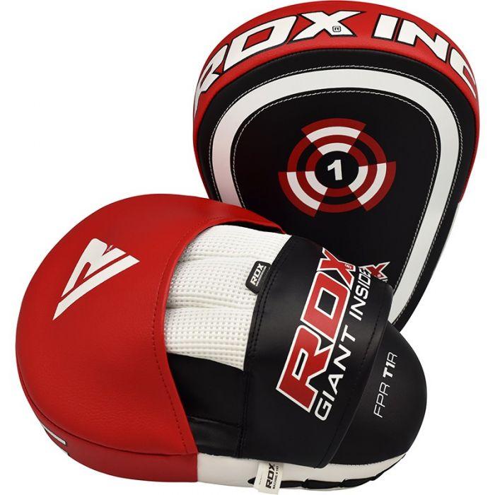 "Femmina   ""RDX Focus Pads Rex Curve T1 Red/Black"""