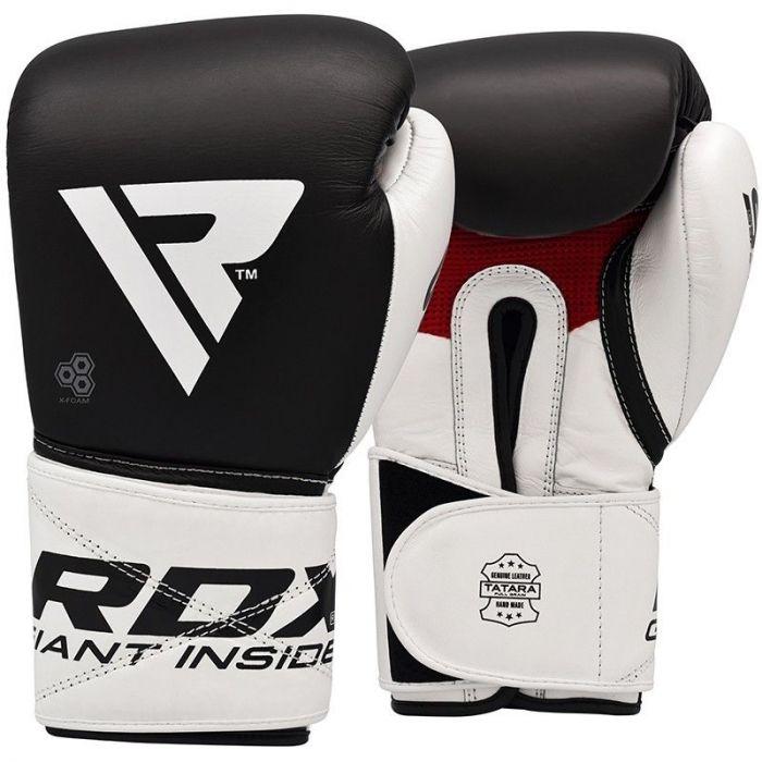 "Femmina   ""RDX S5 Leather Boxing Gloves 14oz"""