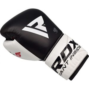 RDX S5 Leather Boxing Gloves