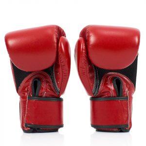 BGV1-B Fairtex Red Breathable Gloves