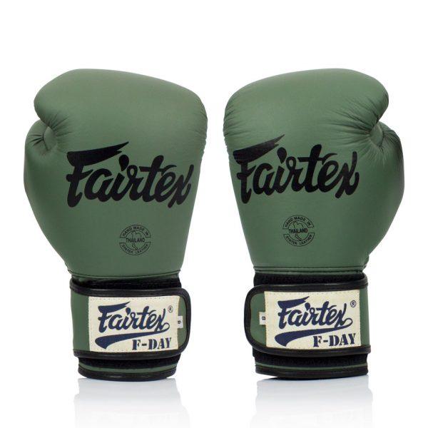 BGV11 Fairtex F-Day Boxing Gloves