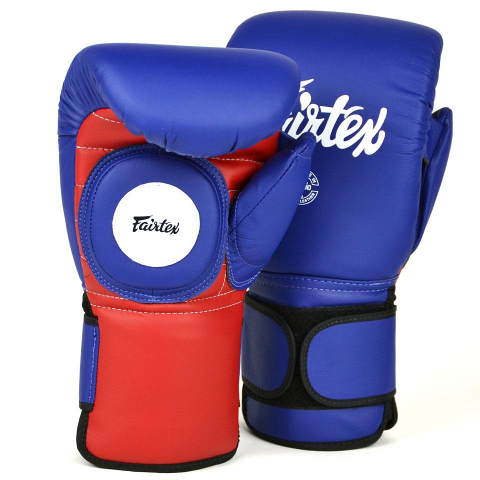 "Femmina | ""Fairtex Coach Sparring Gloves BGV13"""